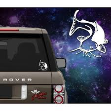 Catfish Decal Outlaw Decals