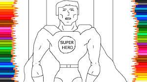 Tô Màu Super Hero Avengers Endgame - Hướng Dẫn Vẽ, Tô Màu Và Tìm ...