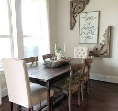 wall decor dining rooms kitchen room