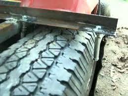 lawnmower tank tracks part 8 avi you