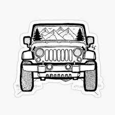 Car Truck Graphics Decals Beer Jeep Upside Down Grill Flag Decal Sticker Window Wrangler Off Road 4x4 Xj Motors