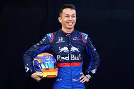 Thai rookie Alexander Albon picks up first F1 points - Reuters