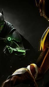 injustice 2 batman flash iphone xr