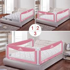 Guardrail Bed For Children Baby Bed Fence Safety Gate Child Care Barrier For Beds Crib Rails Security Fencing Three Sixty Store