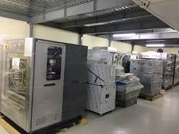Địa chỉ bán máy giặt công nghiệp giá rẻ tại Hà Nội