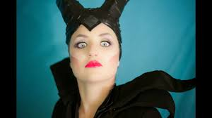 how to do maleficent makeup by