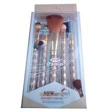 exmon cosmetic brush set rs 50 set
