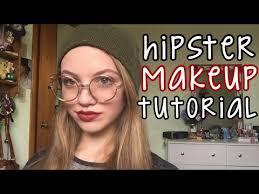 hipster makeup tutorial you