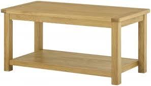 living room coffee tables oak