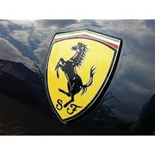 Automaze Ferrari Sj Car 3d Metal Chrome Grille Badge Car Decal Logo Badge Buy Online In Burkina Faso Automaze Products In Burkina Faso See Prices Reviews And Free Delivery
