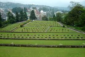 Commonwealth War Cemetery Kohima - Kohima - TracesOfWar.com