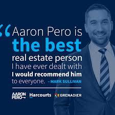 testimonialthursday - This testimonial... - Aaron Pero - Christchurch Real  Estate Agent - Harcourts | Facebook
