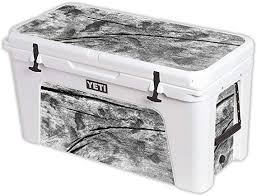 Amazon Com Mightyskins Skin Compatible With Yeti Tundra 125 Qt Cooler Dead Wood Protective Durable And Unique Vinyl Decal Wrap Cover Easy To Apply Remove And Change Styles Made In The Usa