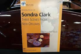 Three Scenes From New Orleans by Sondra Clark Level Six Duet | Reverb