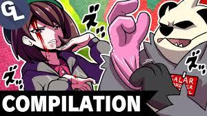 Pokémon Sword and Shield Comic Dub Compilation - GabaLeth - YouTube