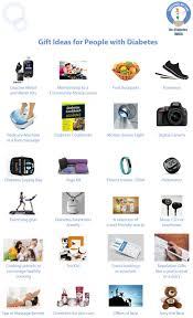 gift ideas for people with diabetes