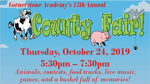 County Fair - Cornerstone and Lakeway Academy