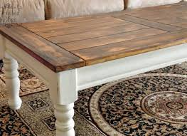 55 coffee table top refinishing ideas