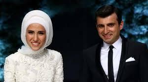 Sümeyye Erdoğan'ın düğününden izlenimler - Son Dakika Flaş Haberler