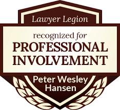 Peter Wesley Hansen, Burlington Iowa Attorney on Lawyer Legion