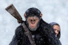 Fil in tv oggi: The War - Il pianeta delle scimmie su Italia 1