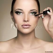 beautiful woman face beauty