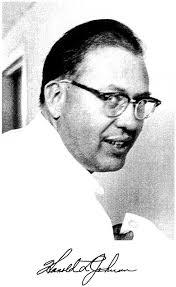 Harold Lester Johnson | Biographical Memoirs: V.67 | The National Academies  Press
