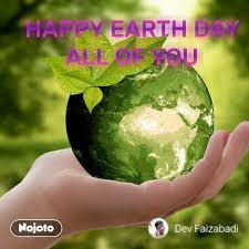 happy earth da status shayari quotes nojoto