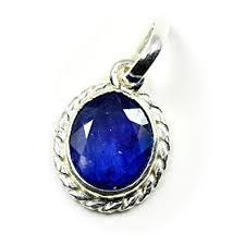 55carat blue sapphire pendant 4 25