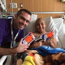 Adam & George - Children's Cancer Association