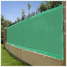 50 Flat Privacy Fence Screen Mesh For 4ft Tall Fencing Fabric Windscreen Slat Yard Color Option Sold By Yescomusa Rakuten Com Shop