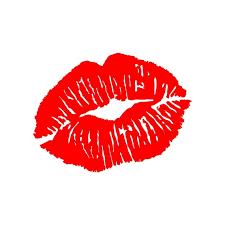 Kiss Vinyl Decal Lips Vinyl Decal Kiss Rear Window Decal Etsy