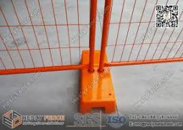 2 1m High Orange And Yellow Color Portable Temporary Fencing Panels For Commercial As4687 Nzs3750 15 For Sale Temporary Fence Panels Manufacturer From China 108295891