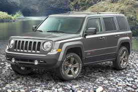 Used 2016 Jeep Patriot Suv Review Edmunds