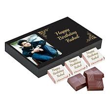 personalized chocolate gifts in india