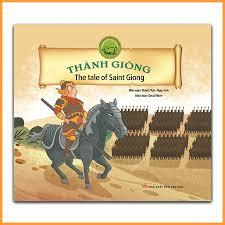 Cổ tích Việt Nam song ngữ: Thánh Gióng – Phuc Minh Books