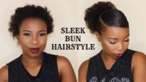 sleek low bun archives black hair