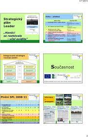 Partnerství LEADER PDF Stažení zdarma