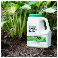 Liquid Fence 5 Lb Granular Deer And Rabbit Repellent Hg 72654 2 The Home Depot
