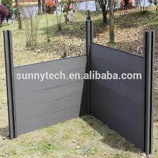 Source Wpc Fence Anti Fading No Formaldehyde Fence Panels Wood Plastic Composite Private Fencing On M Alibaba Com Fence Panels Wood Plastic Composite Fence