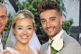 The Wanted's Tom Parker marries actress Kelsey Hardwick - but two of his  bandmates refuse to attend - Mirror Online