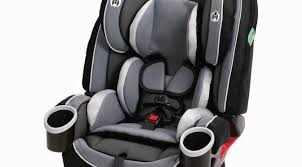 graco 4ever all in one review rear