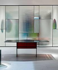glas italia reveals art craft and