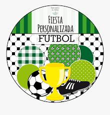 Etiquetas De Futbol Para Imprimir Free Transparent Clipart