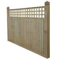 Closeboard Fencing With 450mm Trellis Closeboard Tate Fencing Garden Fence Panels Trellis Fence Trellis