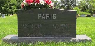 PARIS, OREN C REV - Washington County, Arkansas | OREN C REV PARIS ...