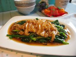 Braised Abalone with Spinach 鲍鱼 ...