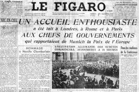 Accords de Munich (1938): la Tchécoslovaquie sacrifiée sur l'autel ...