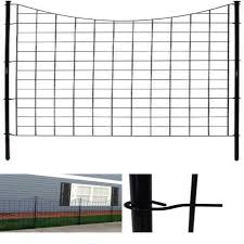 42 Zippity Outdoor Products Wf29002 Garden Metal Fence