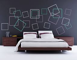 Squares Wall Decals Trading Phrases